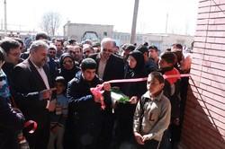کتابخانه عمومی «شهدای قلعه شیان» اسلامآبادغرب افتتاح شد