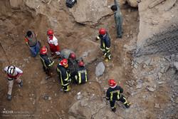 پیکر دومین کشته حادثه مترو قم پیدا شد