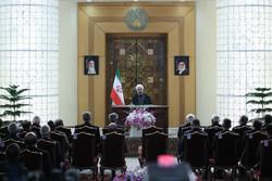 Iran's military power defensive