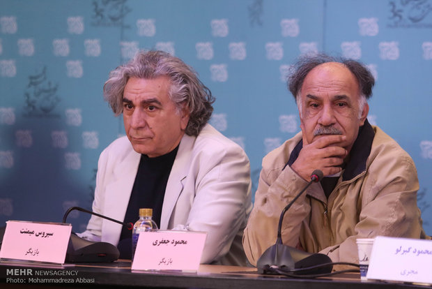 Fajr Filmfest; last day of pressers at Milad Tower
