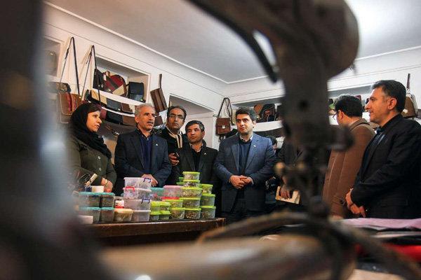 صندوق کارآفرینی امید درکردستان اشتغال وانگیزه کار ایجاد کرده است