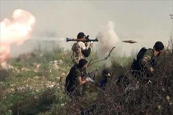 الجيش السّوري يصل إلى مشارف تدمر