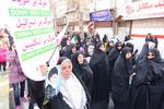 عشق به نظام و ولایت در مردم ایران همیشگی است