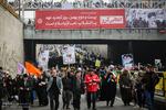 راهپیمایی یوم الله ۲۲ بهمن در تهران - ۱.