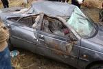 تصادف مرگبار خودروی لیفان با عابر پیاده