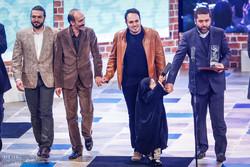 اختتامیه سی و پنجمین جشنواره فیلم فجر-۲