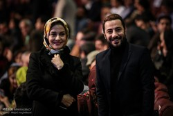 مراسم اختتامیه سی و پنجمین جشنواره فیلم فجر -۱