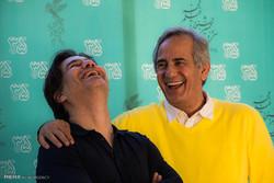 روز یازدهم کاخ مردمی سی و پنجمین جشنواره فیلم فجر