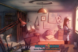 انیمیشن رهایی از بهشت