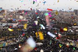 Iranians mark 39th anniv. of Islamic Revolution across Iran