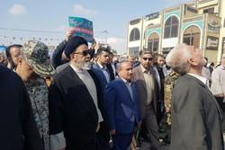 مردم ایران پاسخ دندانشکنی به رئیس جمهور آمریکا دادند