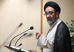 حجت الاسلام سید محمد آل هاشم رئیس عقیدتی سیاسی ارتش جمهوری اسلامی ایران