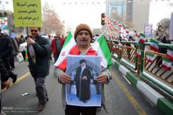 مسيرات ذكرى انتصار الثورة الاسلامية في طهران 2/صور