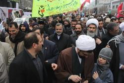 راهپیمایی ۲۲ بهمن جلوه ای از انسجام ملت ایران و نظام است