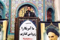 مردمی بودن نخستین ویژگی انقلاب ایران است/ شرق استان سمنان نیازمند حرکت جهادی مسئولان