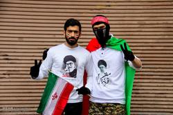 راهپیمایی یوم الله ۲۲ بهمن در گرگان