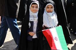 مسيرات ذكرى انتصار الثورة الاسلامية من مختلف المحافظات الايرانية  /صور