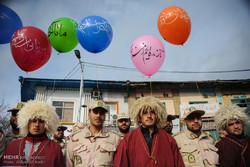 مسيرات ذكرى انتصار الثورة الاسلامية من مختلف المحافظات الايرانية2 /صور