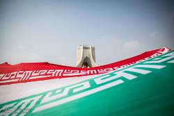 راهپیمایی یوم الله ۲۲ بهمن در تهران