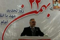 انقلاب اسلامی ایران معادلات ابرقدرتهای جهان را برهم زد