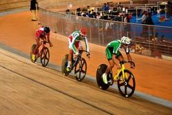 دوچرخه سواری قهرمانی آسیا پیست