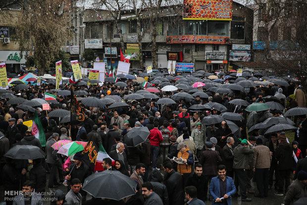 Feb. 11 rallies in Sari