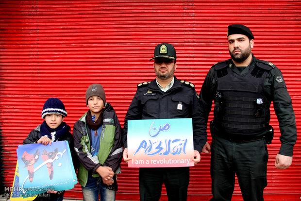 Feb. 11 rallies in Gorgan