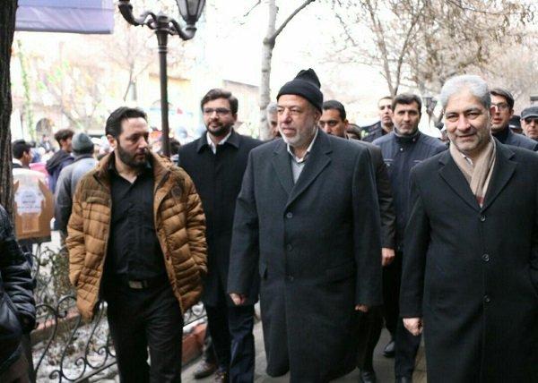 مسيرات ذكرى انتصار الثورة الاسلامية تبریز