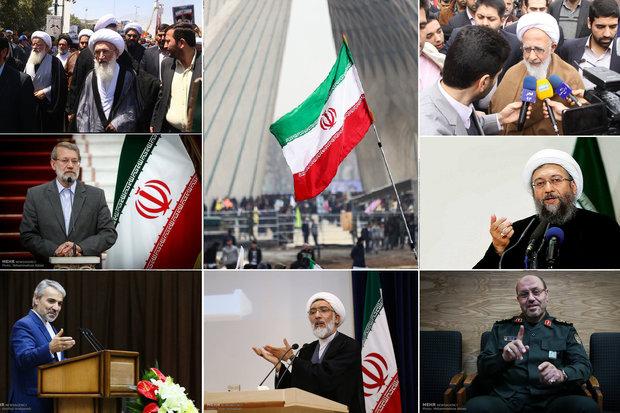 جزئیات حضور مسئولان در راهپیمایی ۲۲ بهمن/ محورهای سخنان شخصیتها