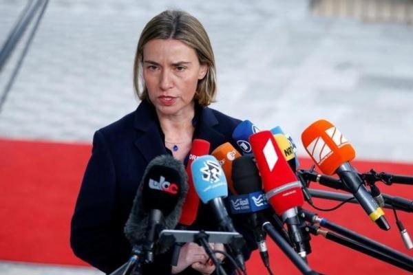 موغيريني:الإتفاق النووي مع إيران هو مفتاح للأمن بالنسبة لأوروبا والمنطقة