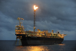 Flare gas burning drops by 48%