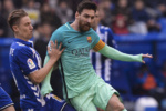 فیلم/ خلاصه دیدار تیم های بارسلونا - آلاوس