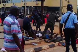 روز سیاه فوتبال آفریقا/ ۱۷ تماشاگر در آنگولا جان باختند