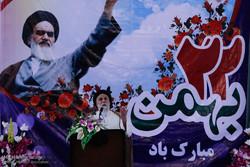 راهپیمایی یوم الله 22 بهمن در استانها - کرمان