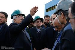روز دوم سفر علی لاریجانی رئیس مجلس شورای اسلامی به کرمان