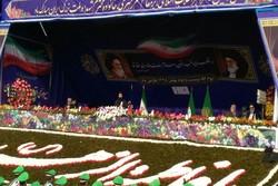 مداحی انقلابی حاج «میثم مطیعی» در میدان آزادی/فیلم