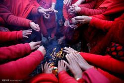 جشنواره یک ماهه هندوها در نپال