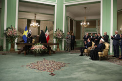 Iran, Sweden sign 5 MoUs to expand coop.
