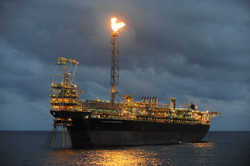 First FPSO vessel arrives in Persian Gulf