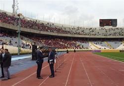 تمهیدات پلیس راهور برای مسابقه فوتبال ایران و چین