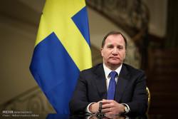 رئيس وزراء السويد يعرب عن خيبته ازاء  تصريحات ترامب