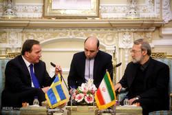 Larijani lauds democracy as key to settling regional crises