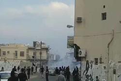 Bahreyn'de rejim güçleri matem merasimine saldırdı