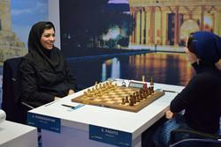 پورکاشیان از مسابقات شطرنج زنان جهان حذف شد