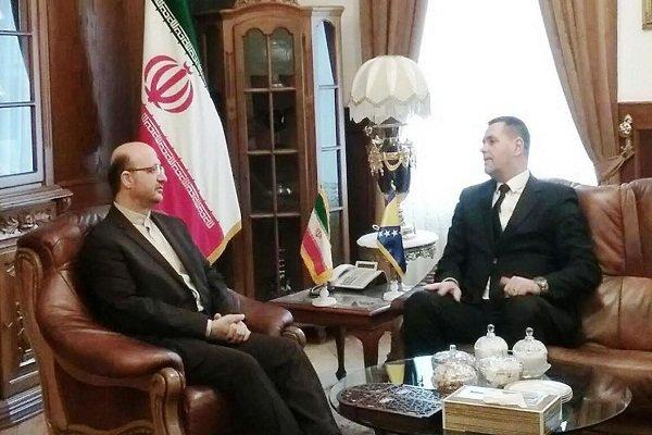 Bosnalı ticari heyet İran'a gelecek