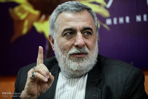حسین شیخ الاسلام مشاور وزیر امور خارجه