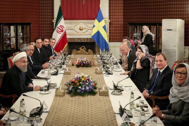 Tehran, Stockholm to bring more dynamism to ties