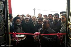 آیین افتتاح پروژه مجتمع ۶۴واحدی انجمن خیرین مسکن ساز در شهمیرزاد