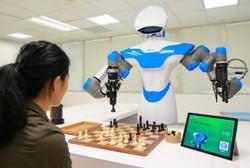 فیلم/ روبات شطرنج باز