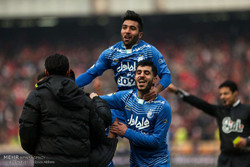 FC Esteghlal wins 84th classical derby